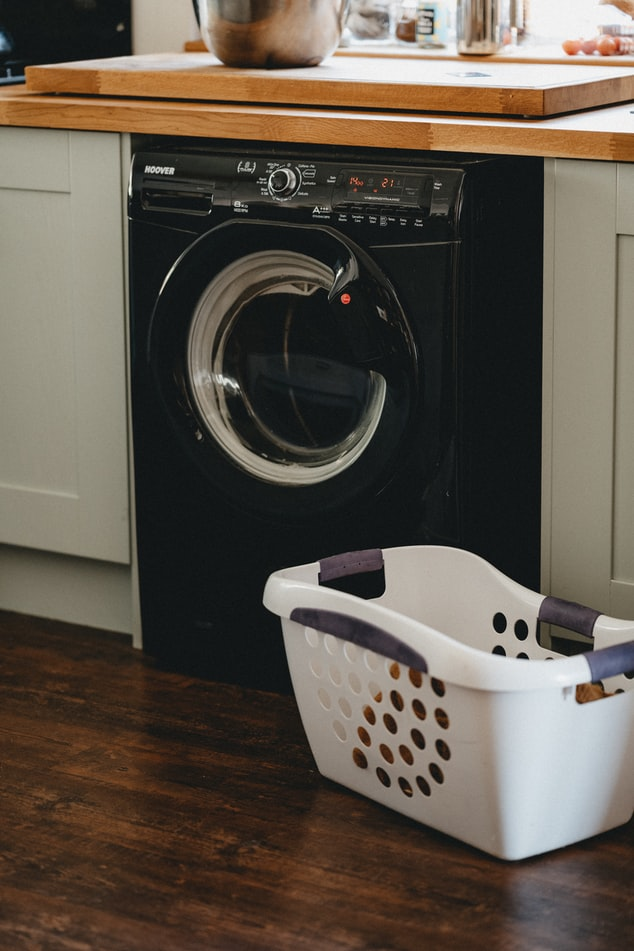 Washing Machine Annie Spratt on Unsplash
