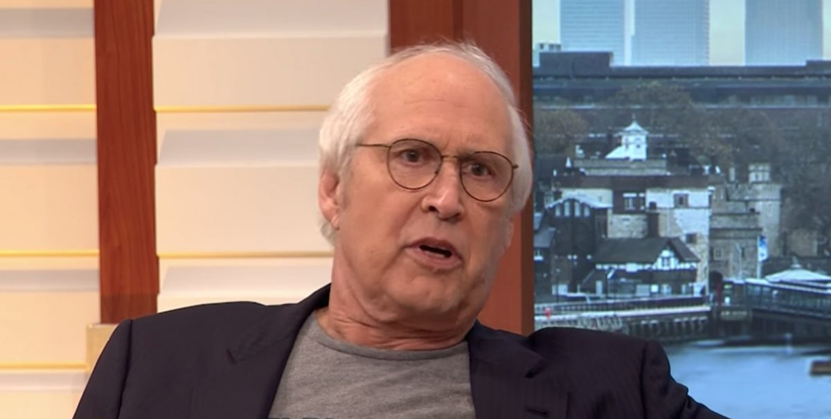 Chevy Chase Net Worth