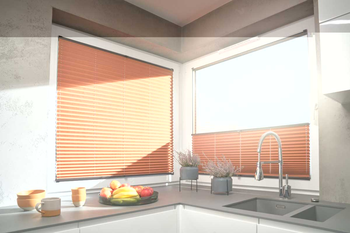 Get Pleated Blinds