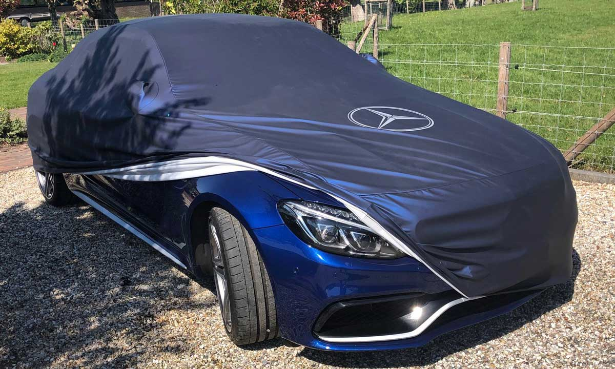 Mercedes car cover