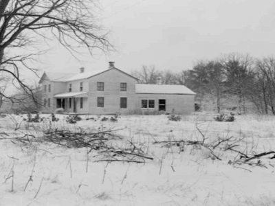 Ed Gein's house of Horrors