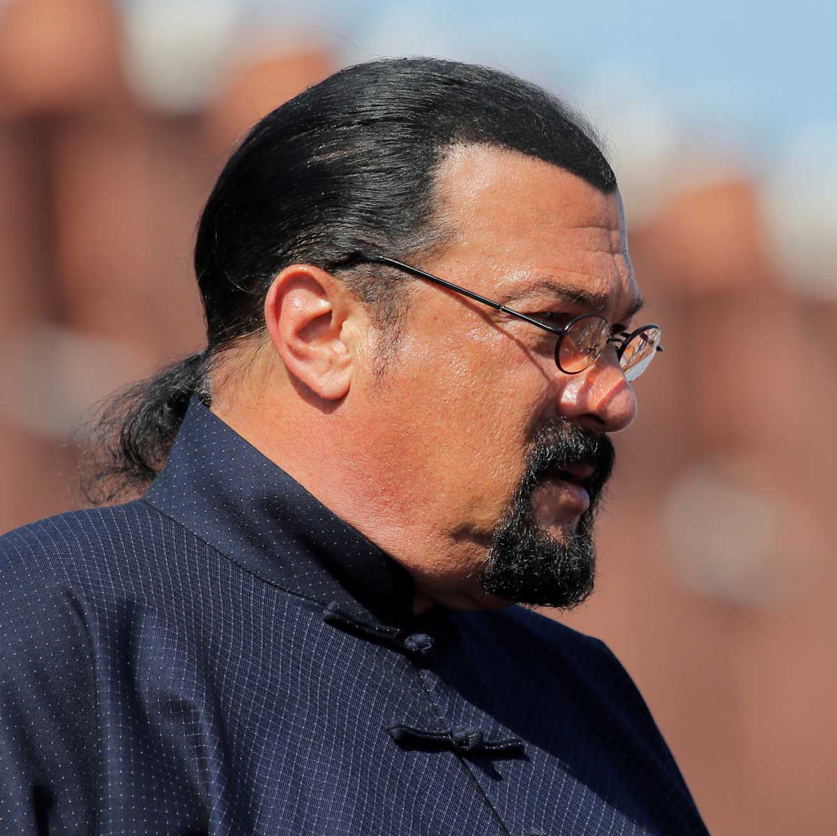 How Much is Steven Seagal Worth