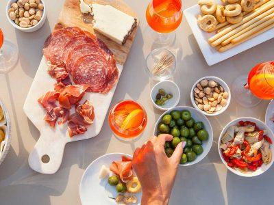 Italian Vegetable Spread!