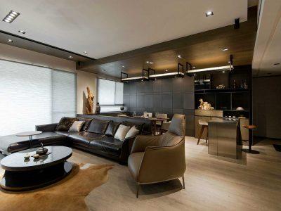 Leather in Interior Designing