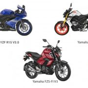 Top 3 Budget Yamaha Bikes in India 2020