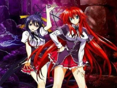 Highschool dxd Season 5