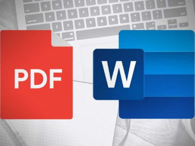 Turn PDF into Word