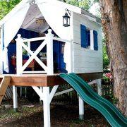Build a DIY Treehouse
