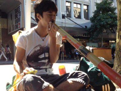 The Trance of Didgeridoo