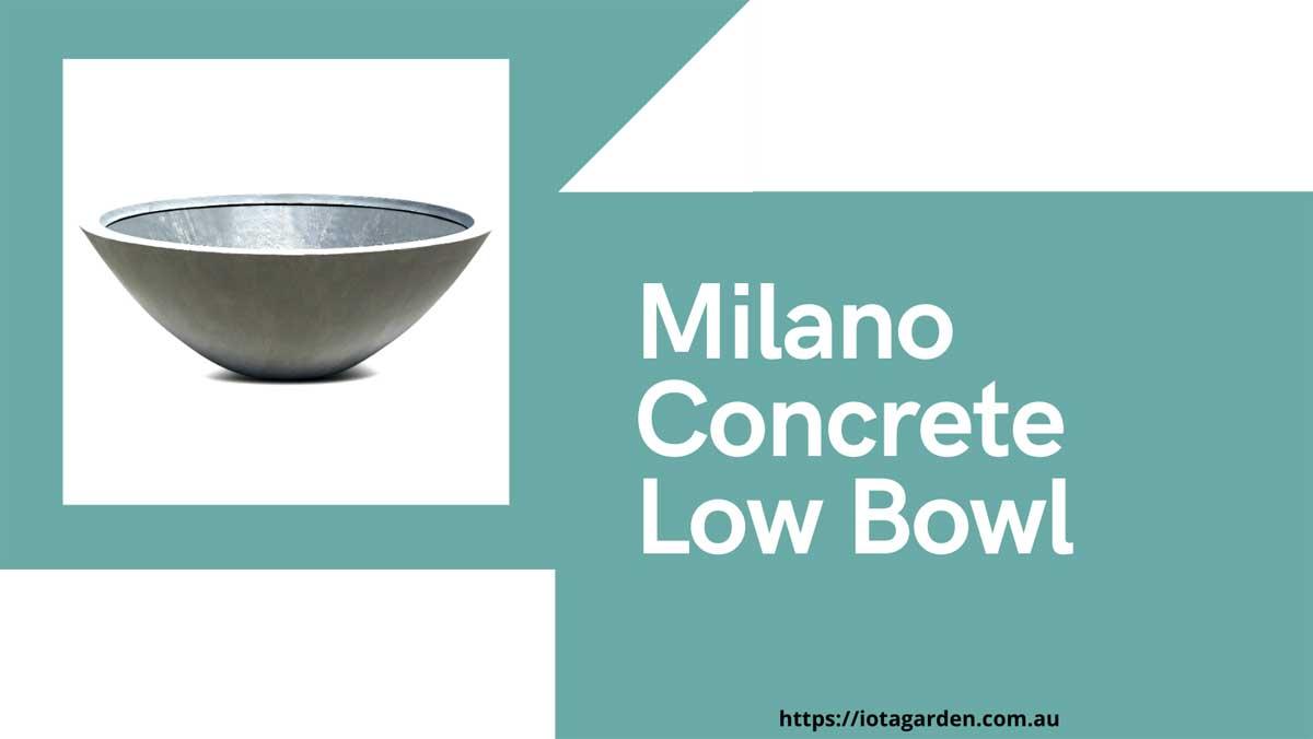 Milano-Concrete-Low-Round