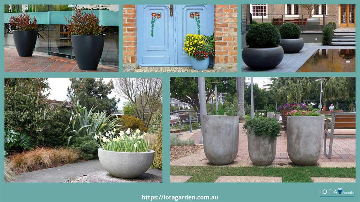 Round-Garden-Pots