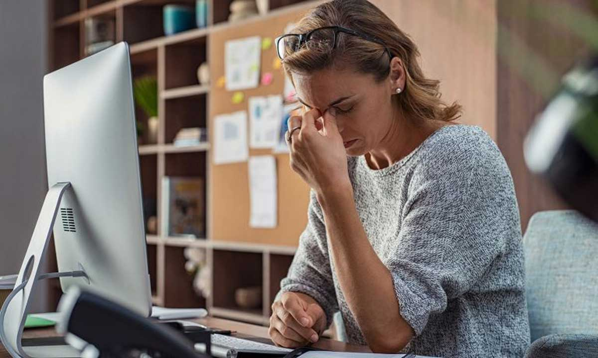 Signs of Workplace Stress