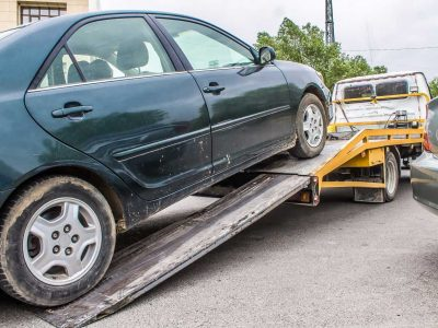 Junking a Car