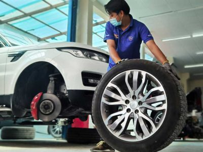 Change Your Tyres