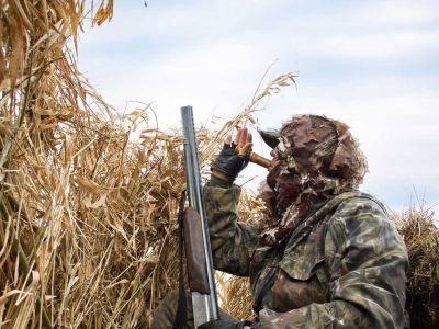 Being There During Hunting