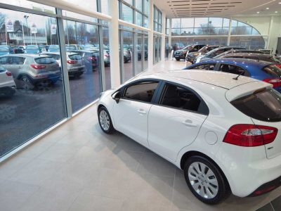 Buying A Brand New Car