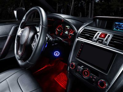 Customize the Interior of Your Car