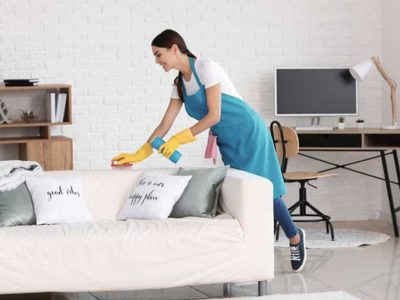 High Time for Upholstery Cleaning