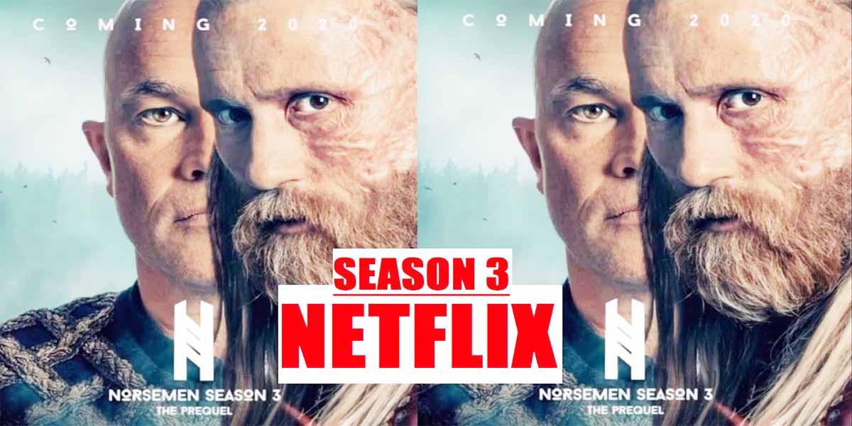 Norsemen Season 3 Release Date