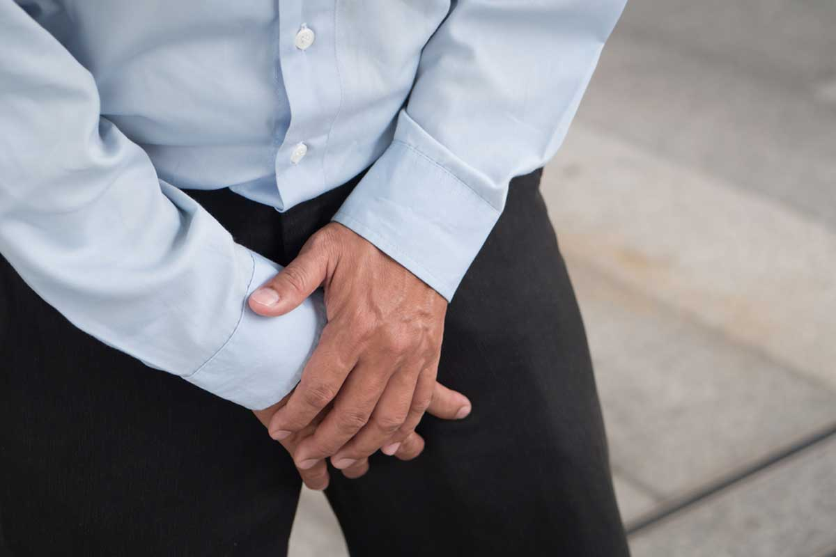 What Is Male Incontinence