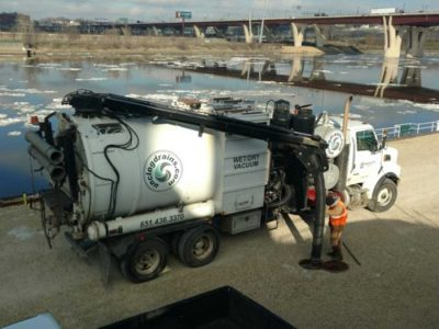 sewer cleaning services Bloomington