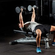 Dumbbell Bench Press Styles