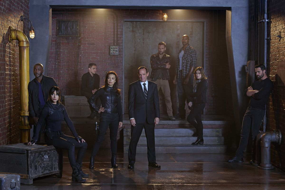 Agents of Shield 8