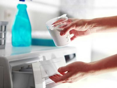 Laundry Detergent Affects Your Skin
