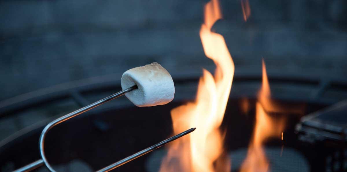 Firepits & Marshmallows