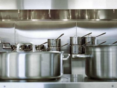 Restore Shine To Your Dull Stainless Steel Surfaces